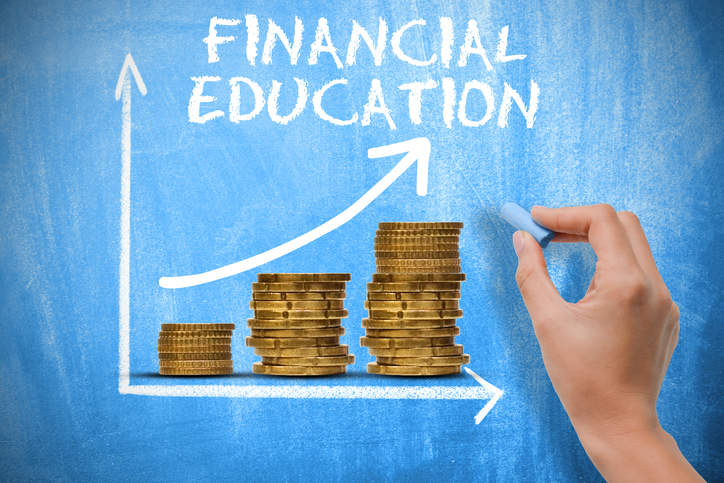Financial education and student loans