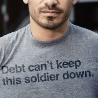 Don't Let Debt Keep You Down, Soldier