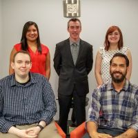 AFS New Employees The Fantastic Five