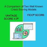 Credit Score Comparison: Two Models